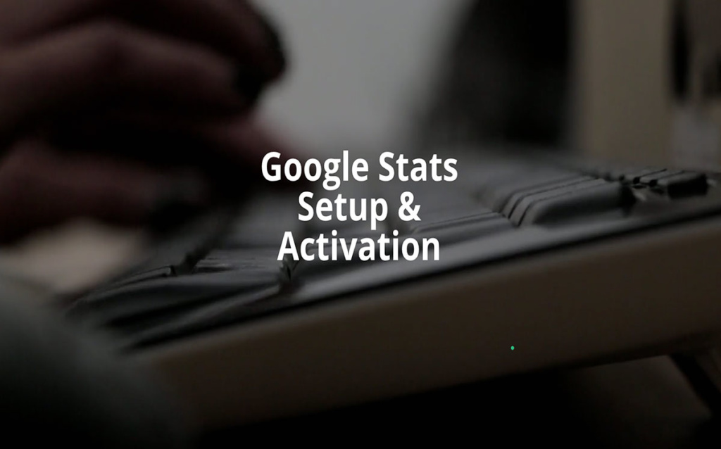 google data set up activation